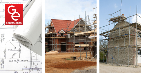 Design, planning, listed building work, new build