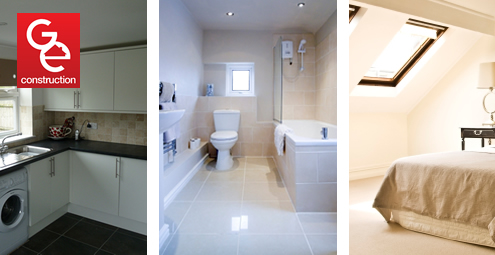 Kitchens, bathrooms and loft conversions